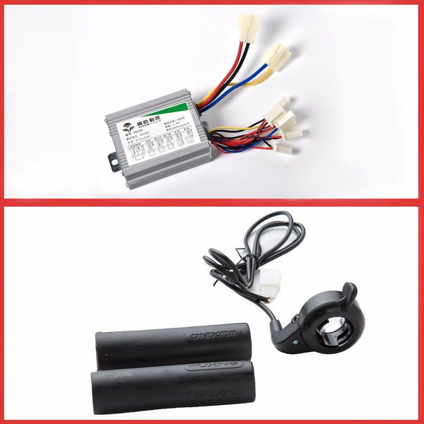 500 Watt 36V kit speed control box & Thumb throttle f DC electric motor