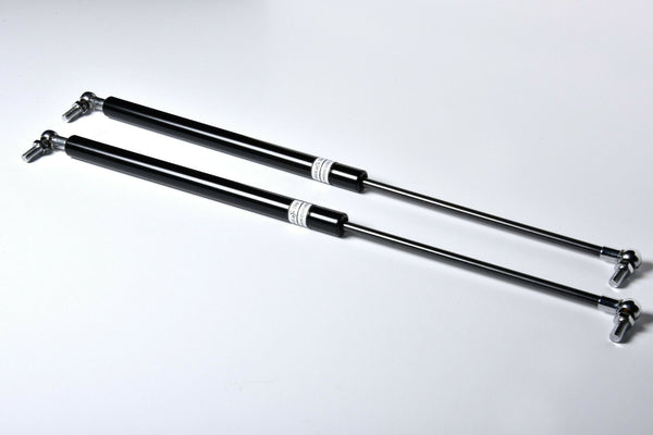 "Pair of 250 lbs lambo door shocks 20"" replacement for Universal 90° vertical GT"