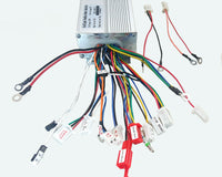 500 W 36 V motor BM1020 Brushless+Controller+keylock+Thumb Throttle+charger