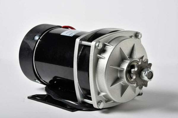 500W 24 V DC electric motor f Quad Trike Go-Kart DIY ZY1020ZXF gear reduction