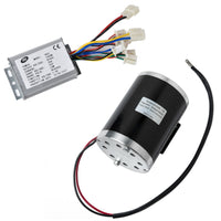 48V 1000 W Electric Drive Motor w Reverse Controller+ #35 10T Sprocket f GoKart