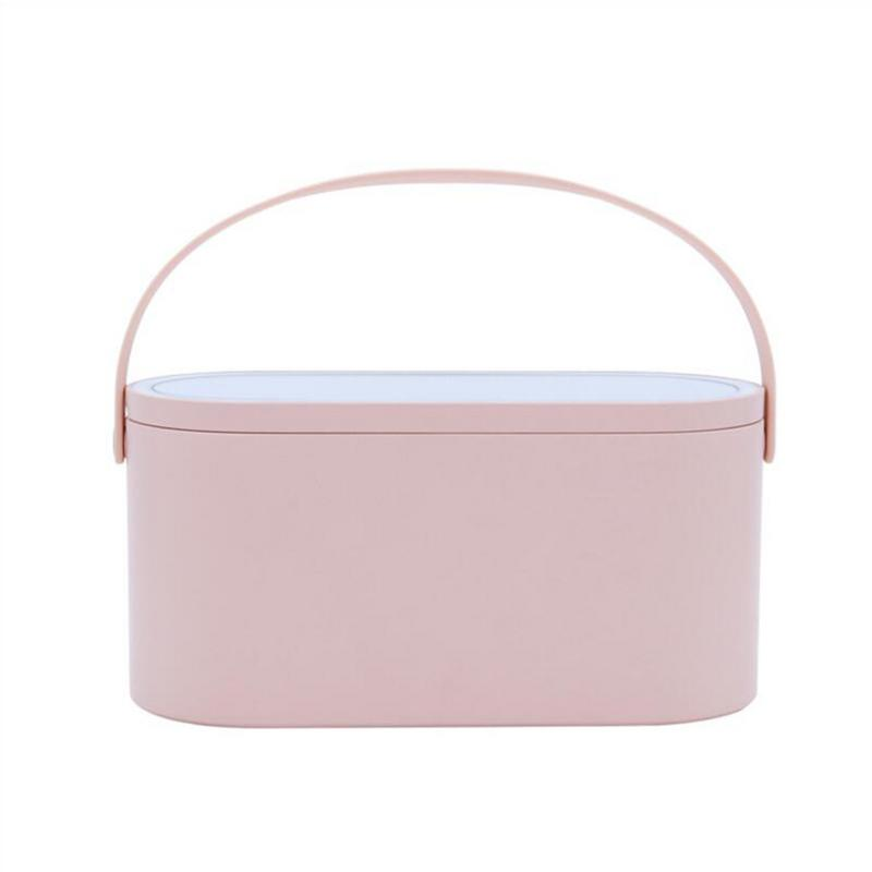 All-in-one Portable LED Makeup Case