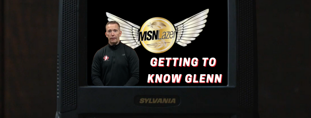 Getting To Know Glenn: The Professor Playing for MSN Lazer