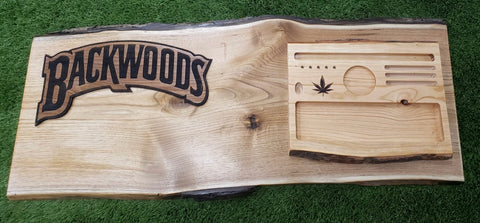 XL Backwoods Rolling Tray