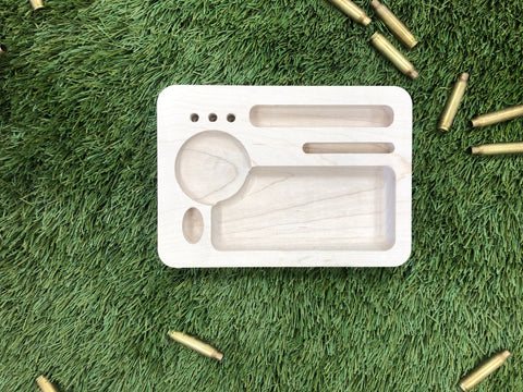 Maple Mini Rolling Tray