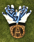Brandon Burks - 2019 Game Worn Gloves