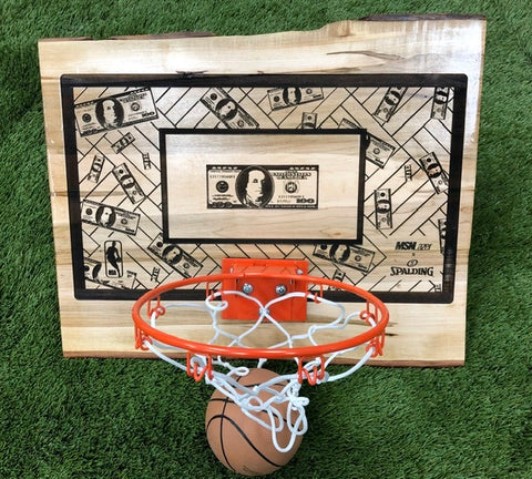 Cash Court Mini Hoop