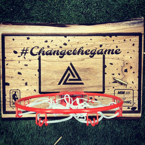 Change The Game Mini Hoop