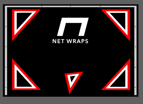 Hockey Net Wrap
