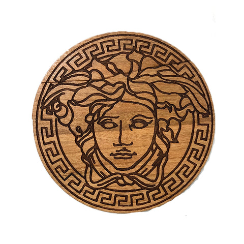Medusa Versace Coaster Packs