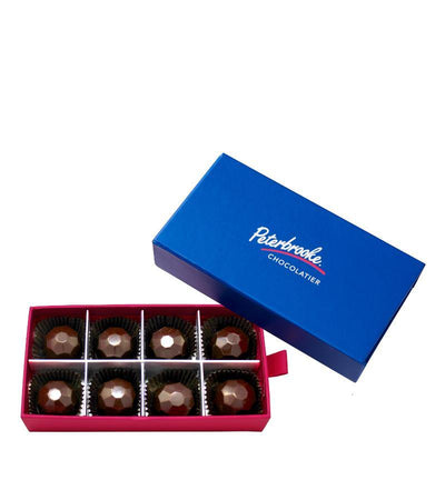 Black & Tan Truffles - 8 Piece box