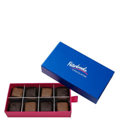 Caramels - 8 piece box - Peterbrooke Chocolatier