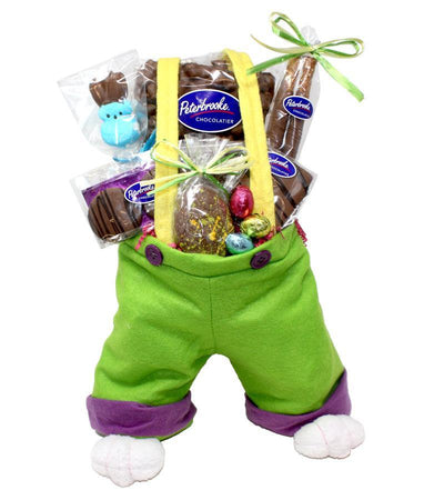 Bunny Pants Chocolate Gift Bag