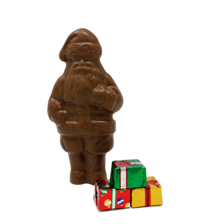 Peterbrooke Milk Chocolate Santa