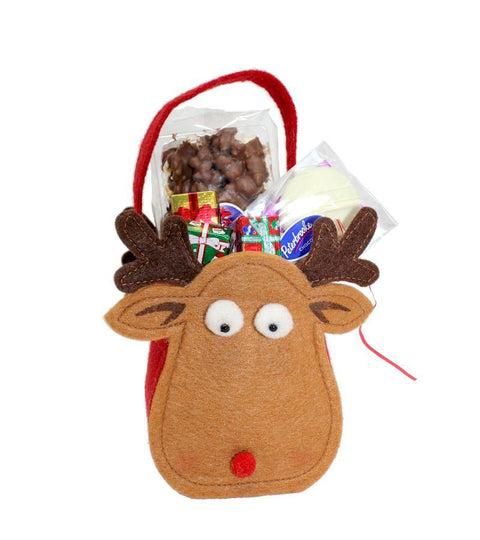 Mini Reindeer Treats Basket