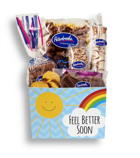 Feel Better Soon Gift Box - Peterbrooke Chocolatier
