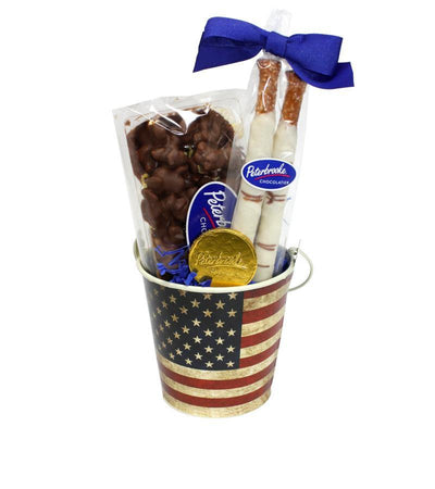 Patriot Mini Pail - Peterbrooke Chocolatier