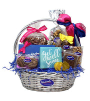 Chocolate Delights Get Well Gift Basket