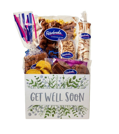 Get Well Soon Box of Assorted Chocolates