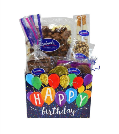 Happy Birthday Gift Box - Peterbrooke Chocolatier