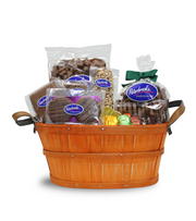 Orange Fall Utility Basket