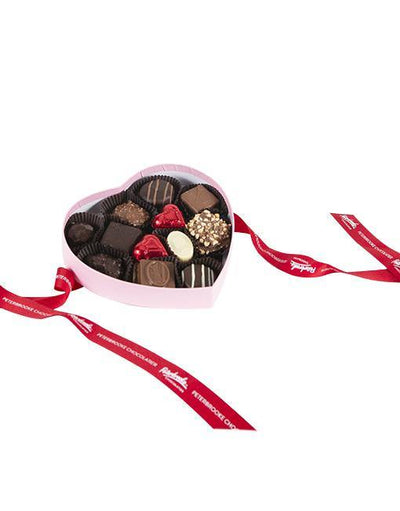 Heart Assortment Box - Peterbrooke Chocolatier