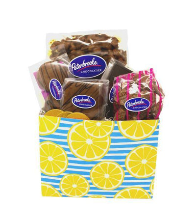 Spring Lemon Gift Box - Peterbrooke Chocolatier