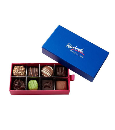 Assortment of Handmade Chocolates - 8 Piece - Peterbrooke Chocolatier