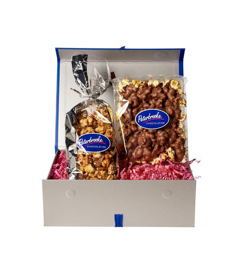 Small Popcorn Teaser Box
