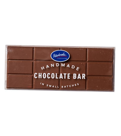Solid Milk Chocolate Bar