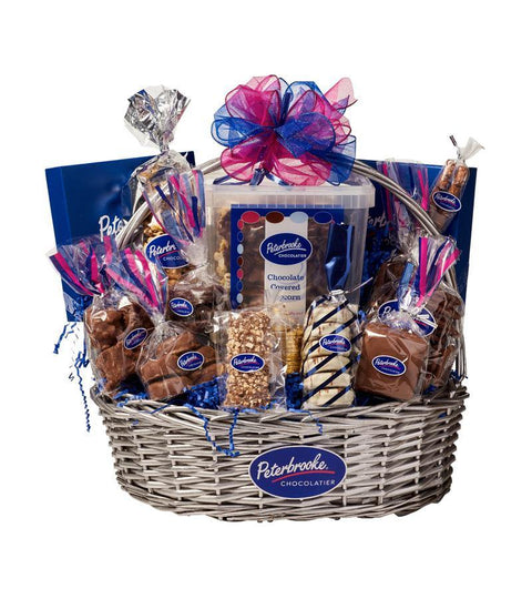 Signature Chocolate Gift Basket - Peterbrooke Chocolatier