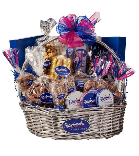 Ultimate Chocolate Gift Basket - Peterbrooke Chocolatier