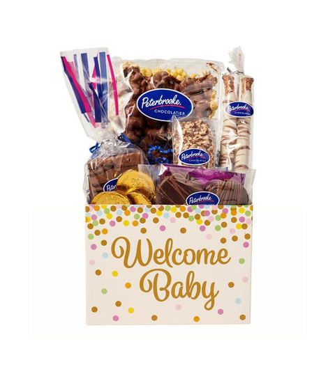 Welcome Baby Gift Box - Peterbrooke Chocolatier