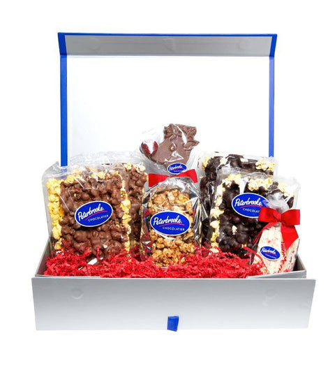 Teaser Holiday Gift Box of Assorted Chocolates