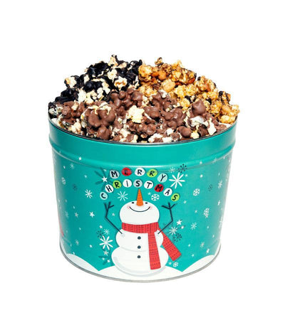 Holiday Popcorn Trio Tin
