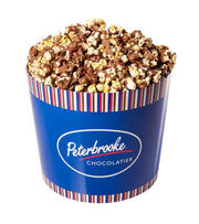 Milk Chocolate Popcorn - 54oz Drum
