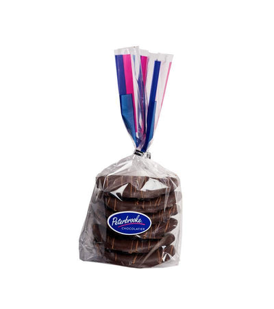 Hand-Dipped Dark Chocolate Potato Chips - 6pc - Peterbrooke Chocolatier