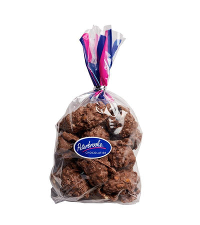Hand-Dipped Milk Chocolate Pretzel Pals - 8oz Bag - Peterbrooke Chocolatier