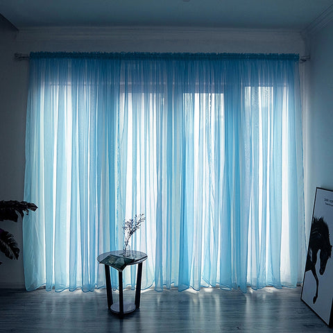 cortinas de salon