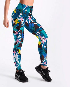 leggings sport estampados