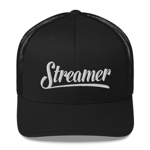 Streamer Trucker Cap