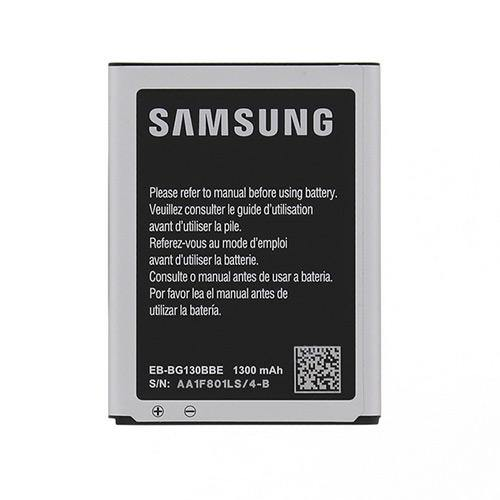 Official Samsung Galaxy Young 2 Battery EB-BG130BBE - 1300mAh - Uk Mobile Store