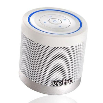 Veho Portable 360 Bluetooth Speaker White