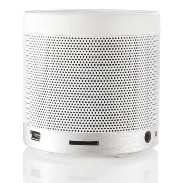 Veho Portable 360 Bluetooth Speaker White - Uk Mobile Store