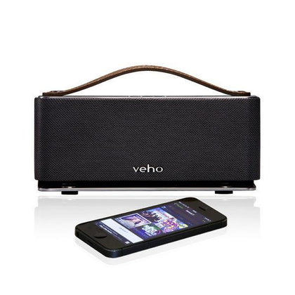 Veho 360 M6 Mode Retro Wireless Speaker with Microphone - Uk Mobile Store