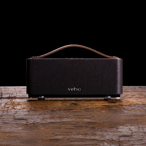 Veho 360 M6 Mode Retro Wireless Speaker with Microphone