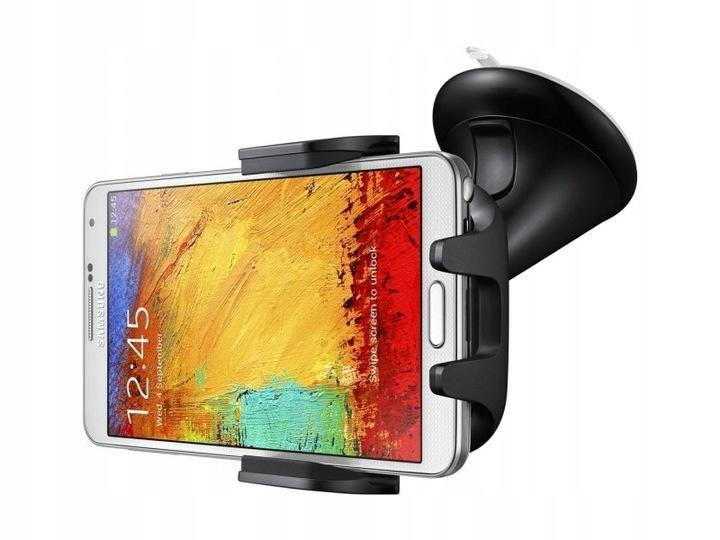 Official Samsung Galaxy J6 Plus Vehicle Dock Windscreen Mount - Uk Mobile Store