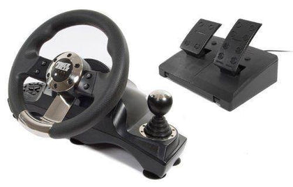 Datel Power Racer 270 Wireless Racing Wheel - Xbox-360 - Uk Mobile Store