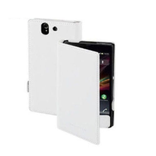 Sony Xperia SP SMA5132W Book Case - White