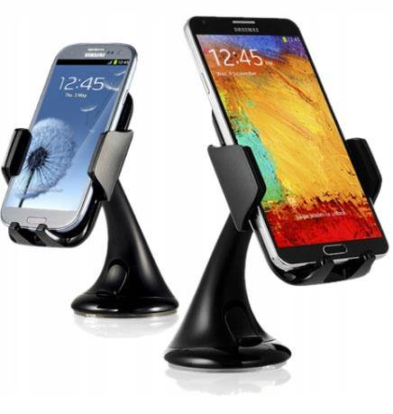 Official Samsung Galaxy A71 Vehicle Dock Windscreen Mount